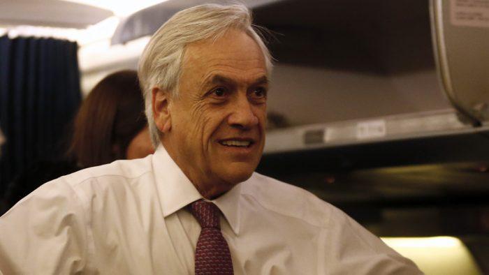 Ahora sí: Piñera confirma que en los