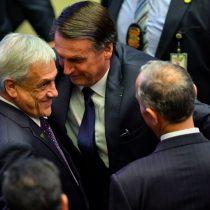 Piñera espera visita de Bolsonaro para abordar Mercosur-Alianza Pacífico