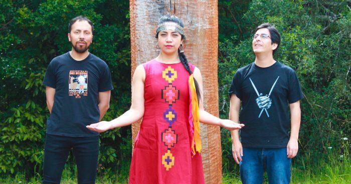 Sonido mapuche en ciclo de música Pop&Rock del Teatro UdeC