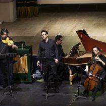 Ciclo de Música Antigua de verano en Universidad de Santiago de Chile