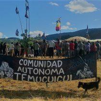 Carabineros desalojó fundo ocupado por miembros de la Comunidad Autónoma de Temucuicui