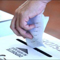 Congreso se inclina mayoritariamente por revertir voto voluntario y volver a sufragio obligatorio