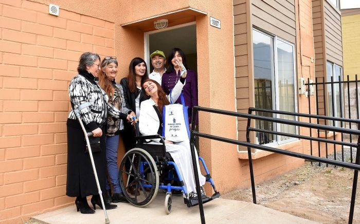 Nuevas viviendas sociales inclusivas