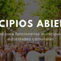 Más de 30 municipios de Chile y el mundo se reunieron para tratar políticas de gobierno abierto