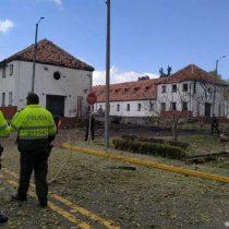 Al menos 9 muertos por carro bomba en Escuela de la Policía en Bogotá