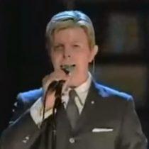 A tres años de su muerte: Esta fue la última presentación de David Bowie