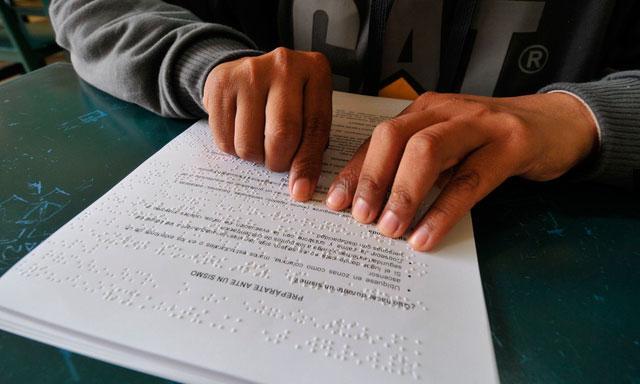 Por primera vez celebramos el día mundial del braille
