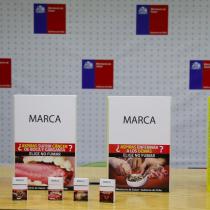 Presentan nuevas advertencias en las cajetillas de cigarros