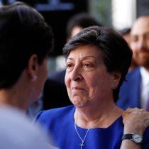 """Carmen Frei fustiga el rechazo de la UDI y asegura que el gremialismo es """"cómplice"""" de la dictadura y de la Constitución de Pinochet"""