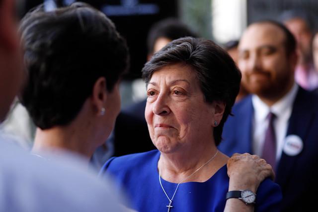 """Carmen Frei emplaza a Piñera por Luis Castillo: """"Si queremos realmente lograr que nos reconciliemos, seamos consecuentes"""""""