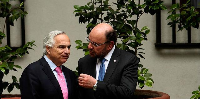 """Resurgen contradicciones en el Gobierno por La Araucanía: Moreno dice que el estado de excepción """"no está considerado"""""""