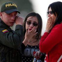 Carro bomba en Colombia: la conmoción en Bogotá después del atentado que dejó 21 muertos en una escuela de policía