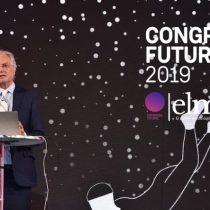 """Richard Dawkins en Congreso Futuro 2019: """"Tenemos una mejor posibilidad que los dinosaurios para sobrevivir gracias a la tecnología"""""""