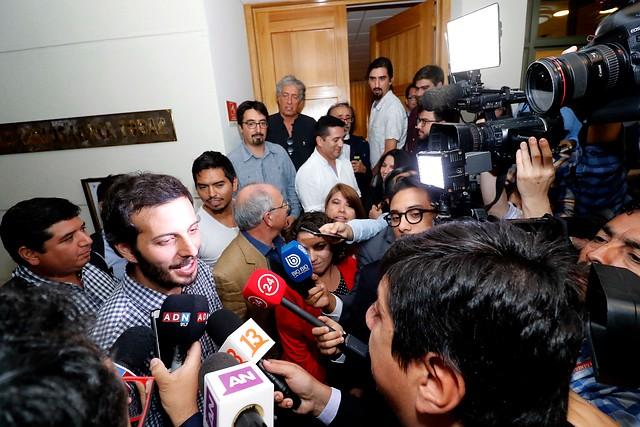 No hay vuelta atrás: Frente Amplio confirma quiebre del acuerdo opositor en la Cámara de Diputados
