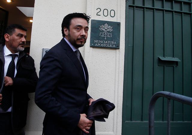 Fiscal Arias podría recusar al persecutor que lo investigará en sumario