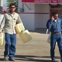 Así se vive en México la falta de gasolina