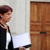 Ministra Hutt aseguró tener pruebas de que nunca supo del alza de tarifas del Metro y Transantiago
