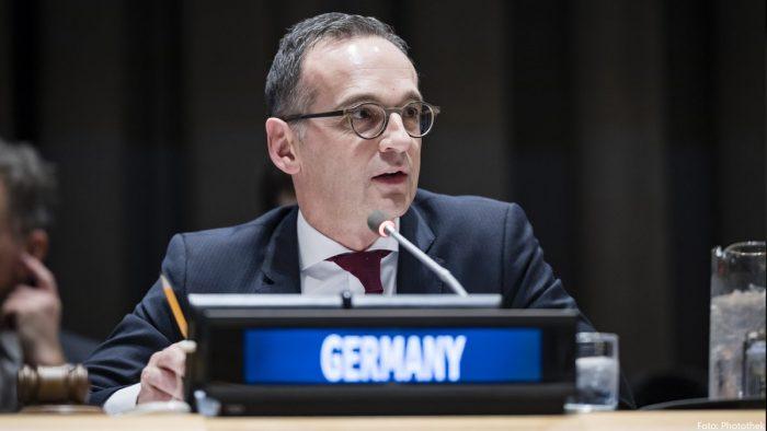 "Ministro alemán de RREE: ""No somos neutrales sobre Venezuela, apoyamos a Guaidó"""