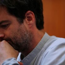 """José Andrés Murillo: desde la Compañía de Jesús me reconocieron que """"todos sabíamos que Renato Poblete era mujeriego"""""""
