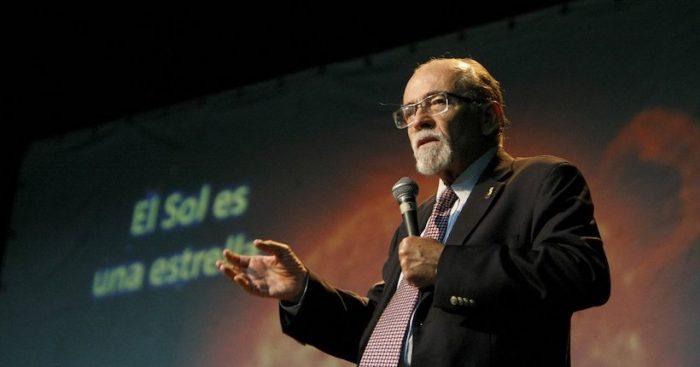 José Maza adelanta detalles del eclipse que se avecina en Coquimbo