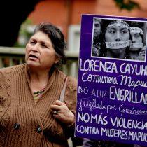 """Lorenza Cayuhán ante nueva suspensión de juicio oral: """"Para el pueblo mapuche nunca ha habido justicia"""""""
