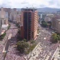Tensión en Venezuela: Opositores y oficialistas salen a las calles en jornada de día miércoles