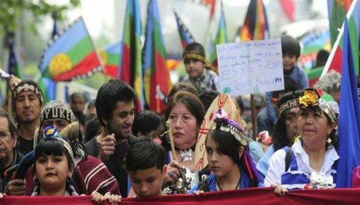Autonomía mapuche
