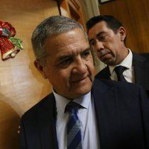 Ministro Carroza la echa la culpa a Interpol por la confusión con Pablo Muñoz Hoffman