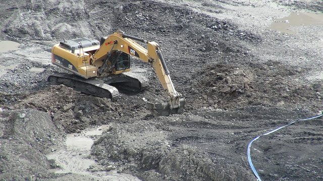 Suspendida: trabajadores en negociación colectiva cortan ruta y obligan a postergar la primera tronadura de Mina Invierno