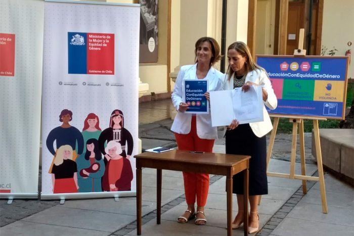 Educación con equidad de género: el plan de las ministras Plá y Cubillos para erradicar el sexismo