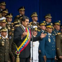 2 mil chilenos exiliados en Venezuela exigen 3 años de pensión a Maduro