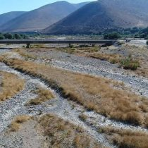 Informe del INDH sostiene que persiste crisis hídrica en Petorca