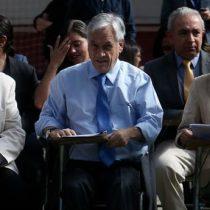 Piñera sigue defendiendo a