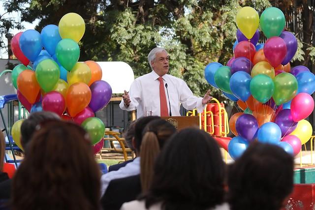 Piñera trata de sacar al pizarrón a la Alta Comisionada Bachelet por el tema Venezuela