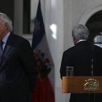 Cambio de planes: Piñera acorta agenda y vuelve a Santiago en medio de tensiones por Chadwick