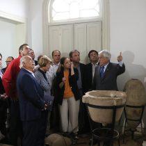 """Piñera promete reconstrucción tras sismo de Coquimbo: """"Ya tenemos experiencia en esta materia con el terremoto de 2010"""""""