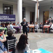 """Piñera reconoce error al hablar de """"industria de la educación"""" y pide a críticos """"no ser tan mal intencionados"""""""