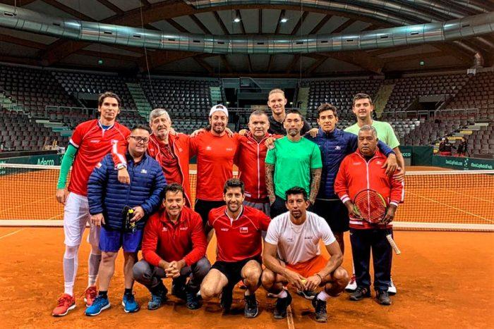 Sorteo Copa Davis: estos son los partidos de la llave Austria vs Chile que parte este viernes