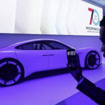 Modelo eléctrico de porsche ofrece carga más rápida que Tesla