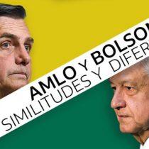 AMLO y Bolsonaro: en qué se parecen y en qué se diferencian los nuevos presidentes de México y de Brasil