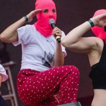 El punk feminista de Pussy Riot llega a Chile