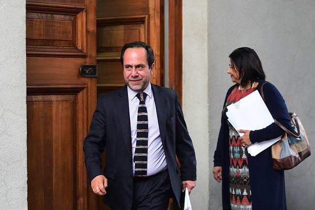 Ramiro Mendoza en la mira: diputados PC piden anular su nombramiento como asesor del gobierno de Piñera
