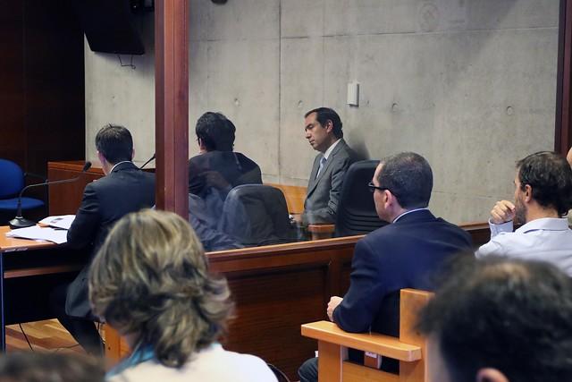 Exgerente de Intervalores queda en prisión preventiva tras formalización