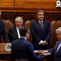 Mauricio Silva Cancino jura como nuevo supremo en el cupo que dejó el emblemático juez Carlos Cerda