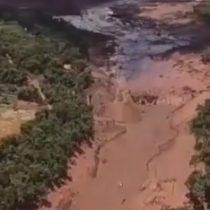 Tragedia en Brasil: Varios muertos y al menos 200 desaparecidos en colapso de dique minero