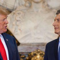 El dilema de Trump que involucra a su amigo Mauricio Macri