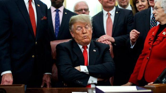 Las mayores amenazas a la reelección de Trump