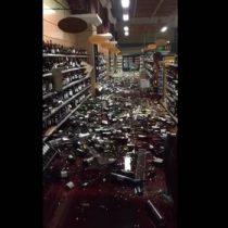 Los registros ciudadanos del sismo 6,7 que sacudió a la región de Coquimbo