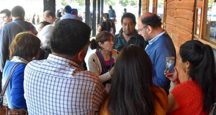 Moreno no logra superar esquirlas del Caso Catrillanca: increpan al ministro que se defiende diciendo que