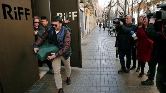 España: muere una mujer y otras 28 personas sufren vómitos tras comer en restaurante con una estrella Michelin